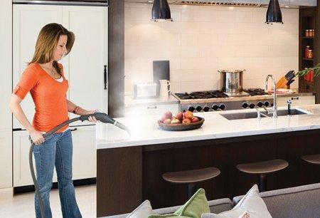 Prečo je parný čistič vhodný pomocník aj do vašej domácnosti?