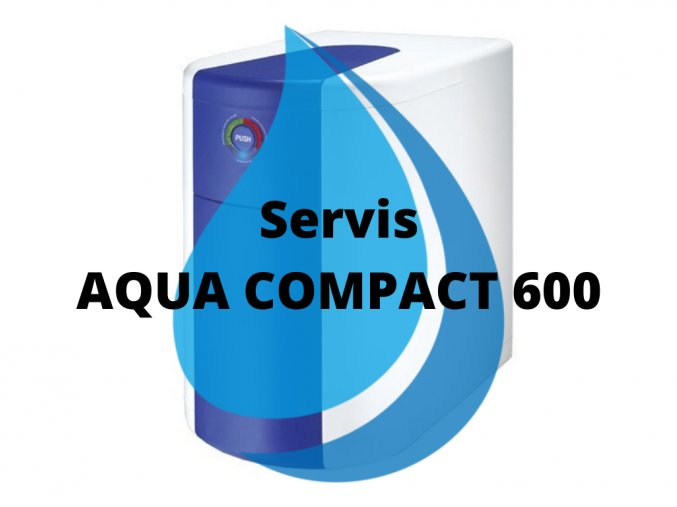 Servisná výmena AQUA COMPACT 600