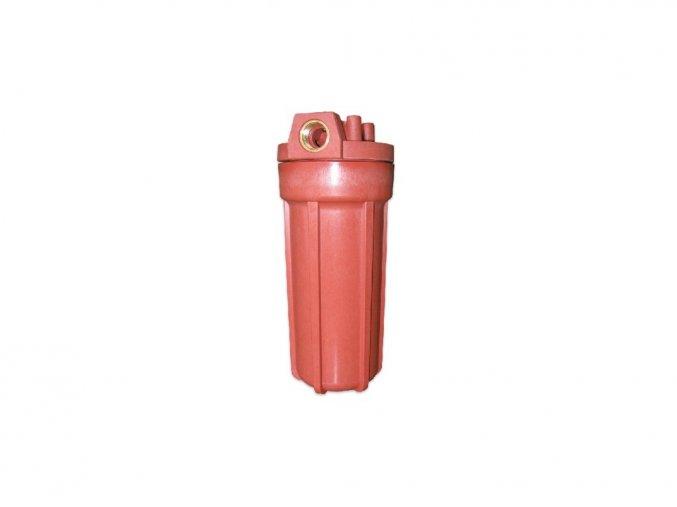 Malý uhlíkový filter na teplú vodu HOT