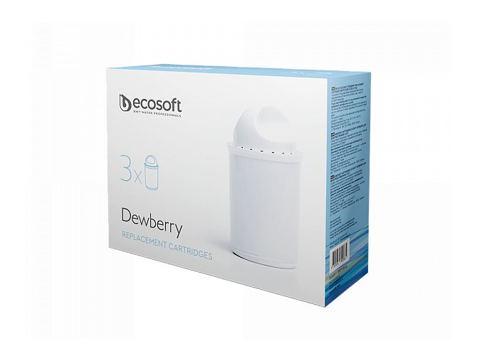 ecosoft dewberry 3 kusy