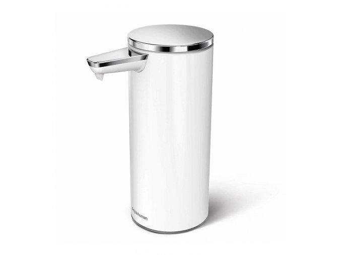 Simplehuman ST1045 bezdotykovy davkovac mydla biely