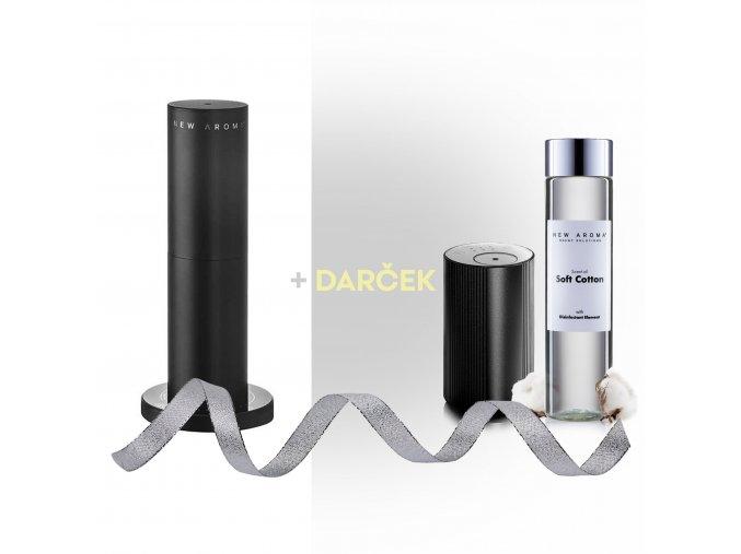 Akciová sada: Tower + 200ml dezinfekčná vôňa ZDARMA + eMotion ZDARMA