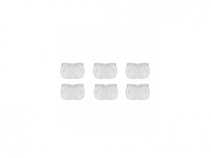 Sada 6 ks stahovacích bavlnených návlekov pre Vaporetto SMART, HANDY, DIFFUSION, FIRST PAEU0282