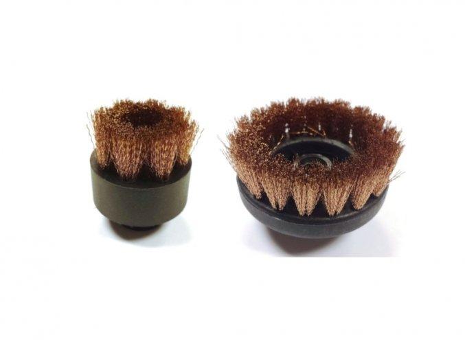 Bronzové kefky (Varianta Bronzová kefka ⌀ 60 mm)