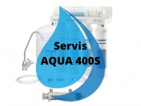 servisna vymena aqua 400S