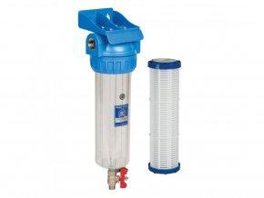 Mechanický filter na vodu PX 100 s kalovým ventilom