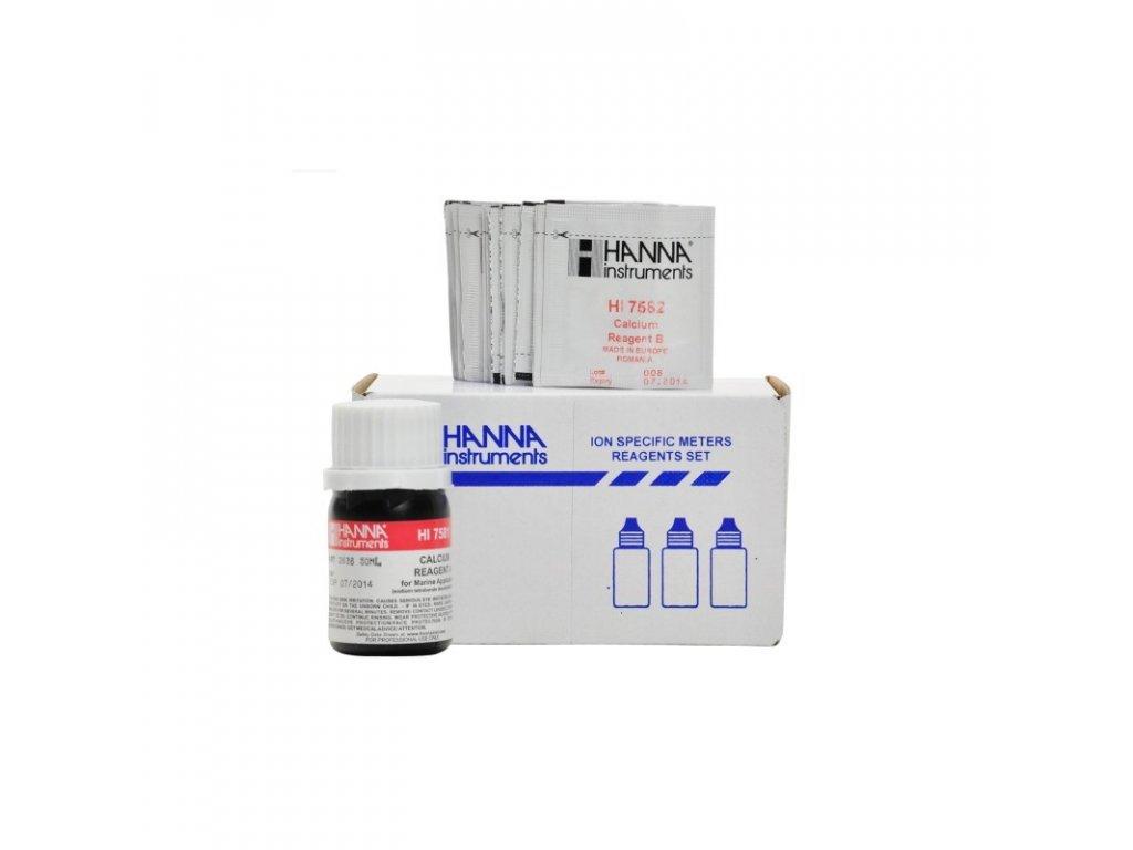 hi758 26 reactifs mini photometre checker hc calcium hanna