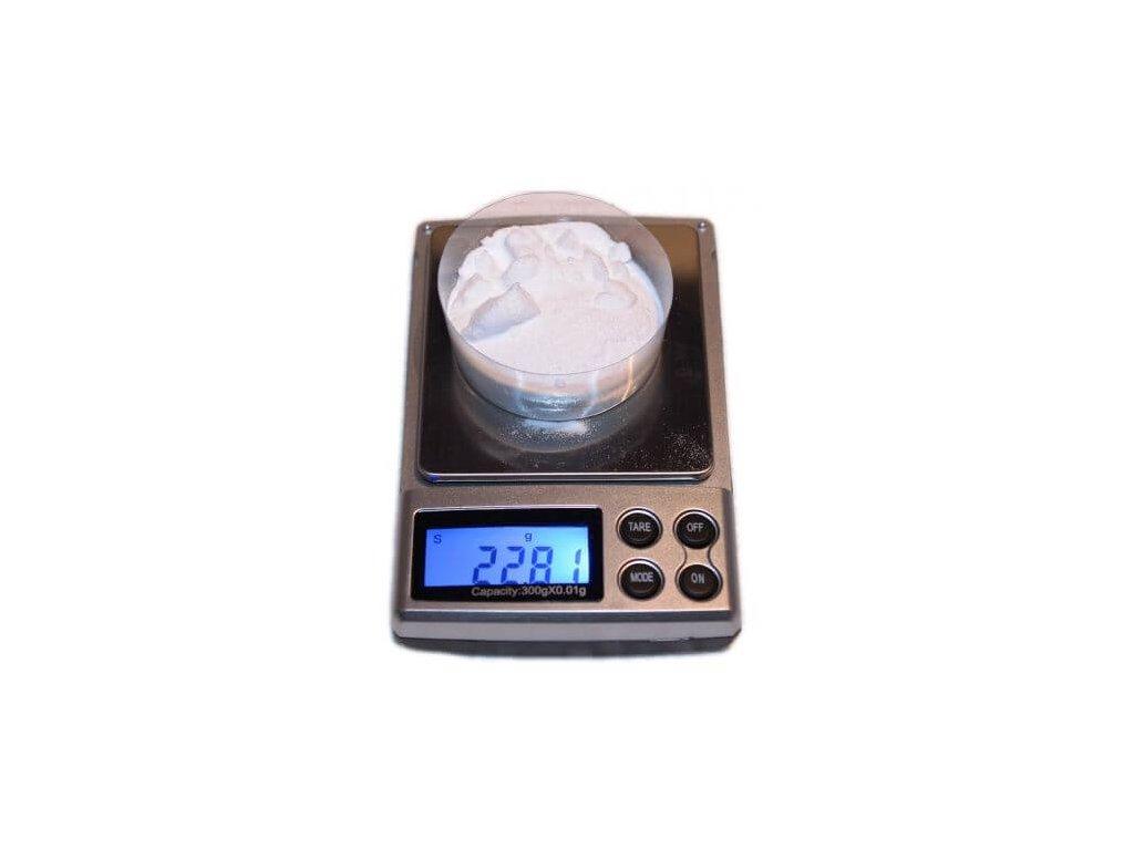 DSR Precision scale 500gr 0 01gr incl battery