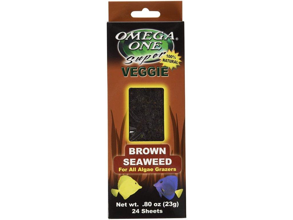 omega one brown seaweed