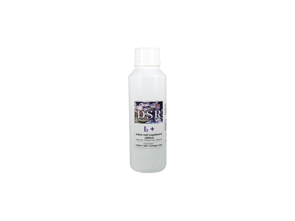 DSR I Jodide For blue and purple color 100ml