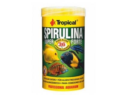 Spirulina super forte 36%  Tropical Spirulina super forte 36%
