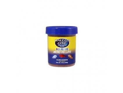 omega one marine micro pellets 05mm 50 g