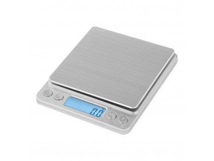 Digitálna váha 500 g001 g 10 x 10 cm