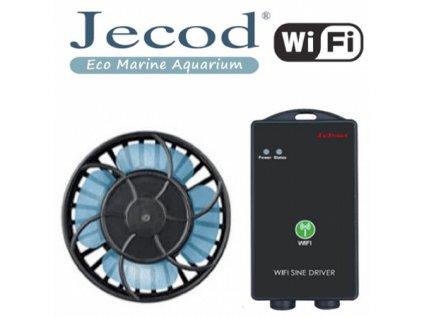 Jecod Jebao SLW 10 M Wi Fi stromingspompen sine wave