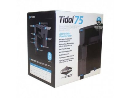 seachem tidal 75 power filter hob