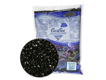 CaribSea Hawaii Black 9,07 kg