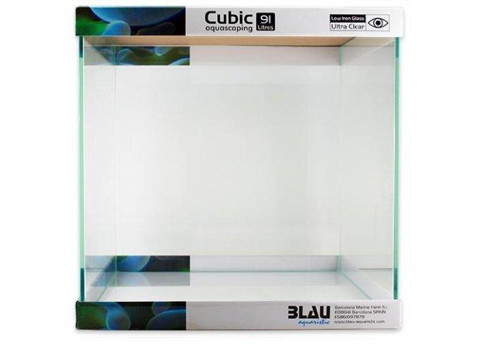 BLAU Aquascaping Cube 91 Liter