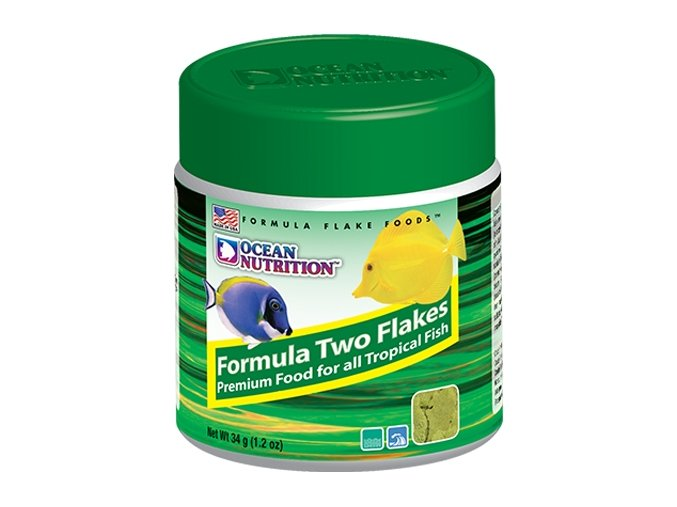 formula two flakes 34g