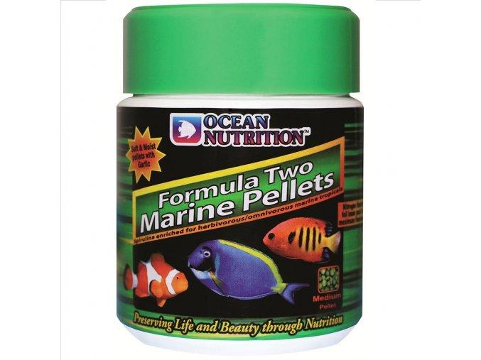 Formula Two marine pellets - medium  Formula Two marine pellets