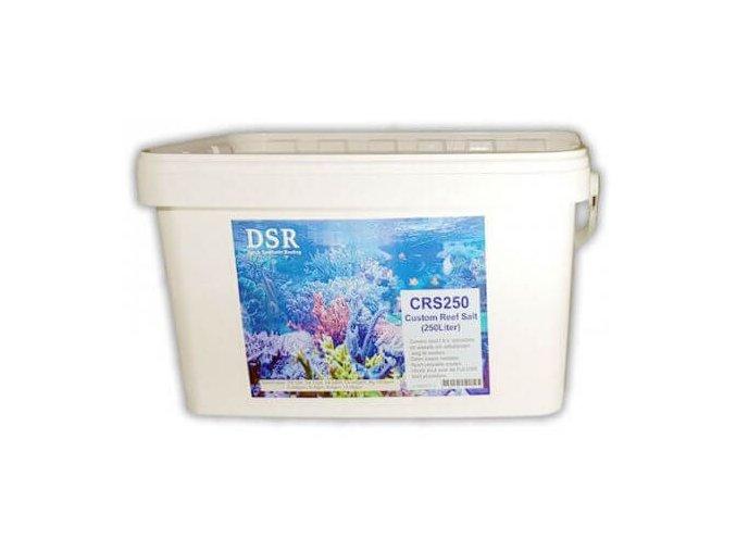 DSR Custom DSR Reef Salt 250L