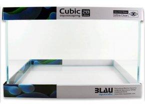 BLAU Aquascaping Tank 28 Liter