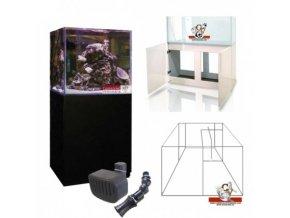 kit gran cubic marine 238l
