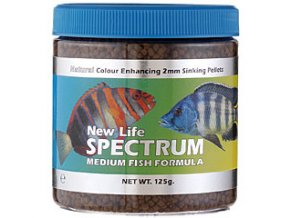 nls spectrum medfish form