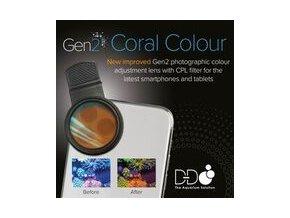 coral color lens gen2