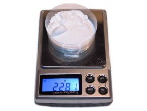 DSR Precision scale 500gr 0 01gr incl battery