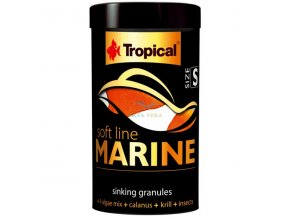 tropical soft line marine size s tin 100ml 60g