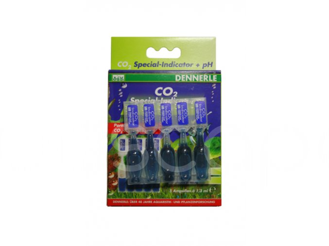 141 Dennerle CO2 indicator napln do drop checkeru