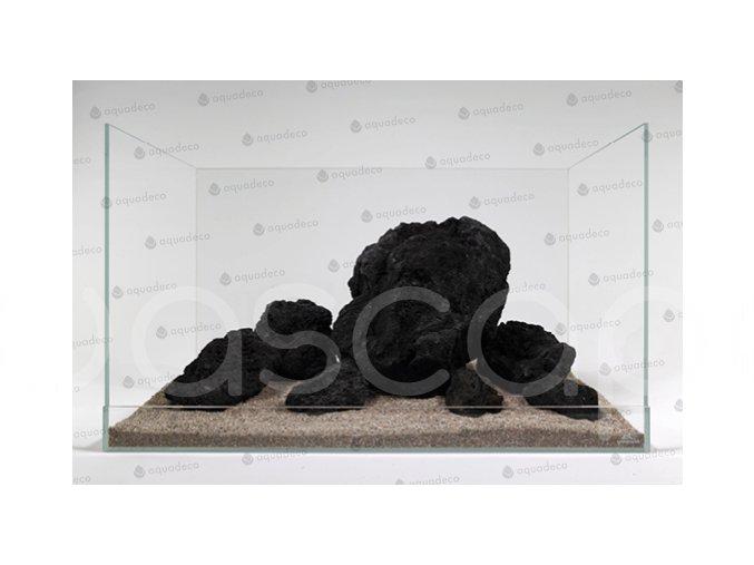 Premium lava black
