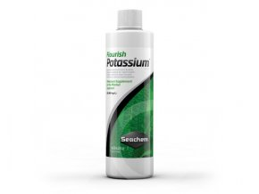 Seachem Flourish Potassium (objem 500 ml)