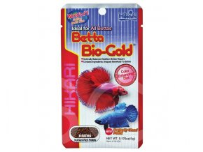 Hikari Tropical Betta Bio Gold