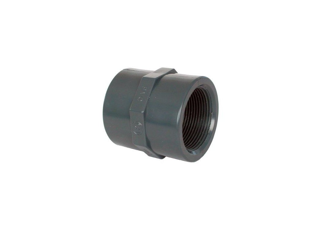"PVC tvarovka - Mufna 32 x 1"""
