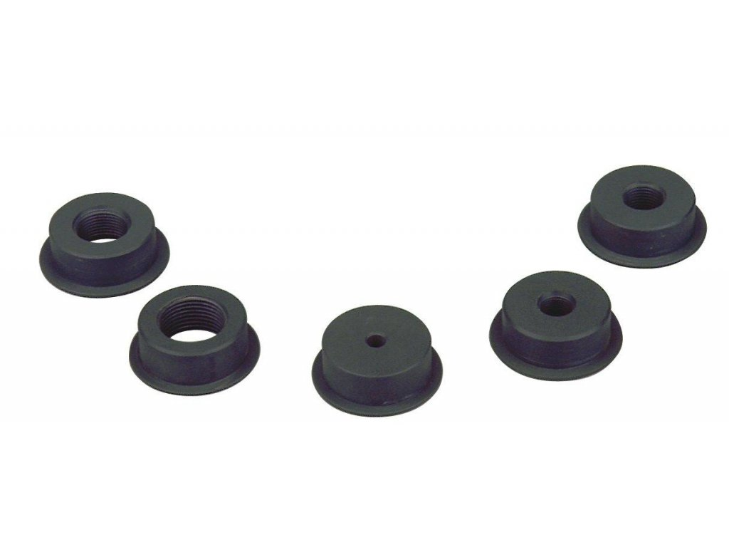 "PVC tvarovka - Přechodka-PUK 50/1"" int."