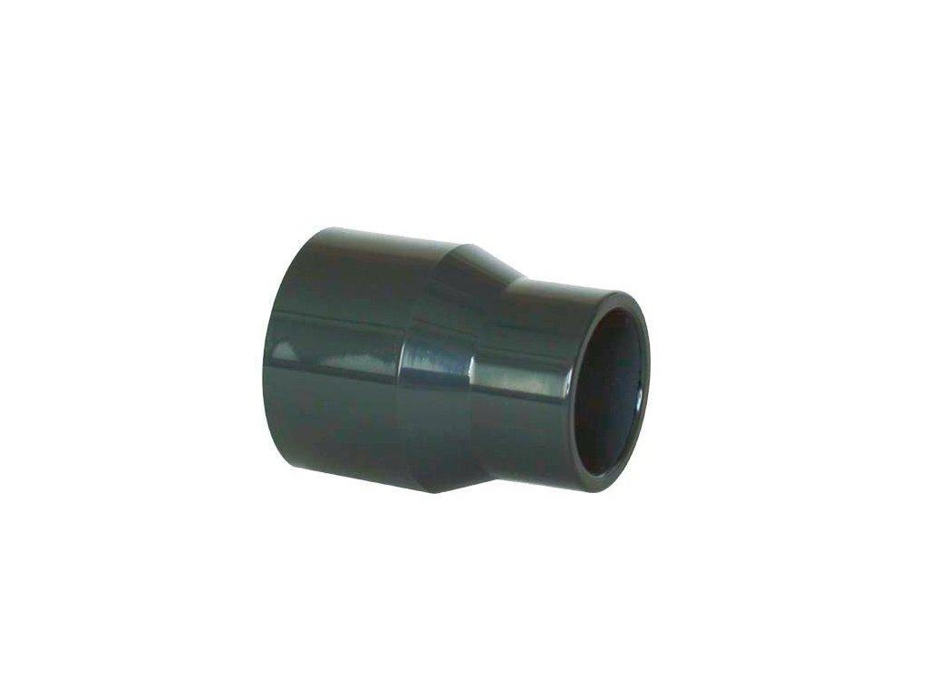 PVC tvarovka - Redukce dlouhá 25–20 x 20 mm