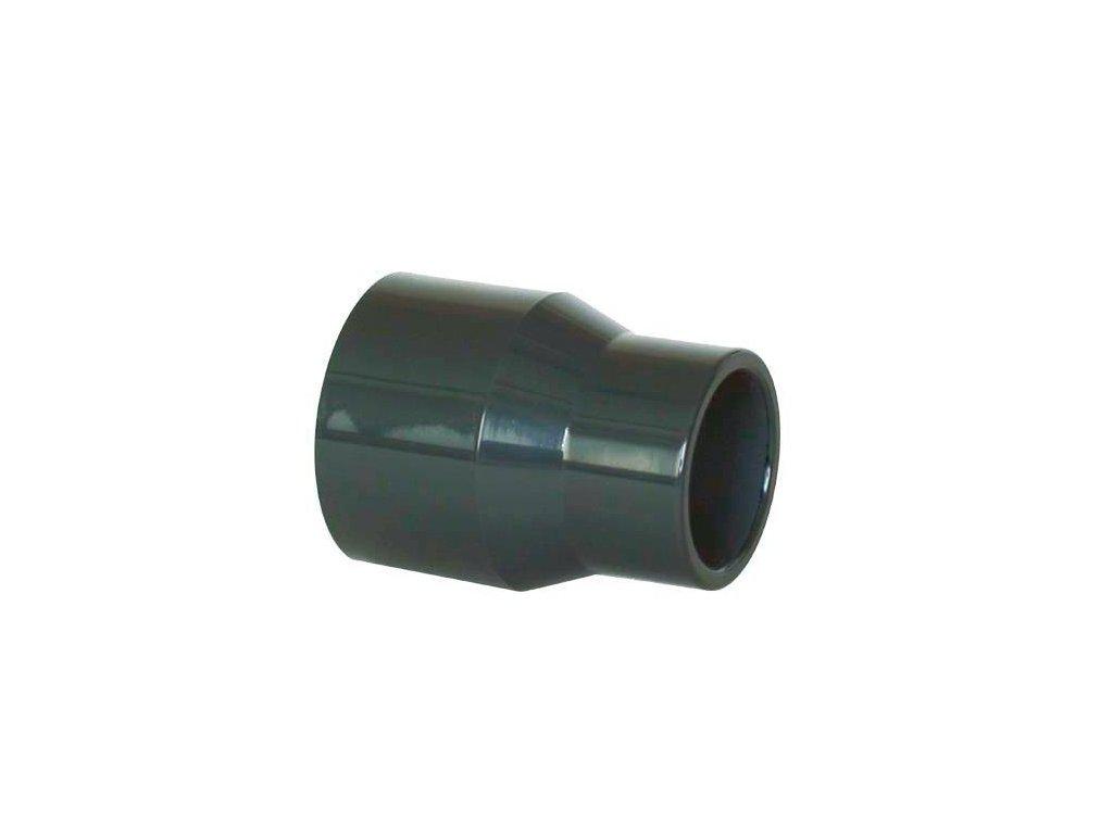 PVC tvarovka - Redukce dlouhá 125–110 x 90 mm