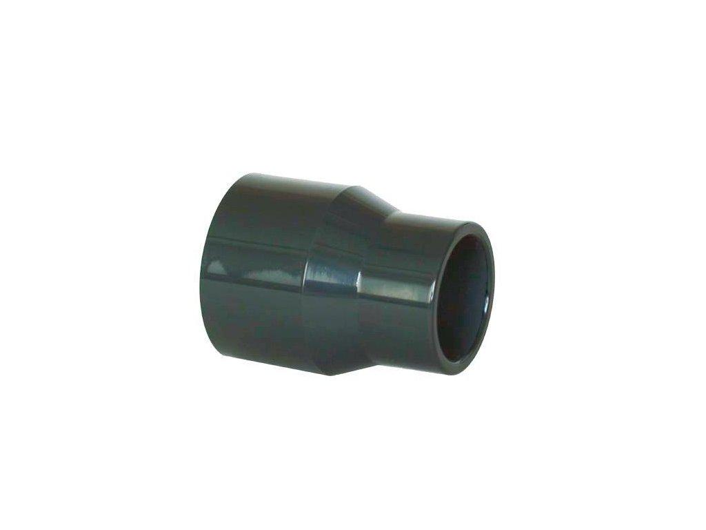 PVC tvarovka - Redukce dlouhá 200–180 x 140 mm