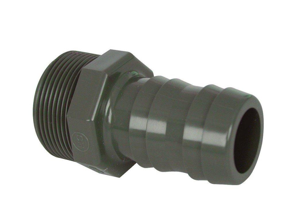 "PVC tvarovka - Trn hadicový 40 x 1 1/4"""