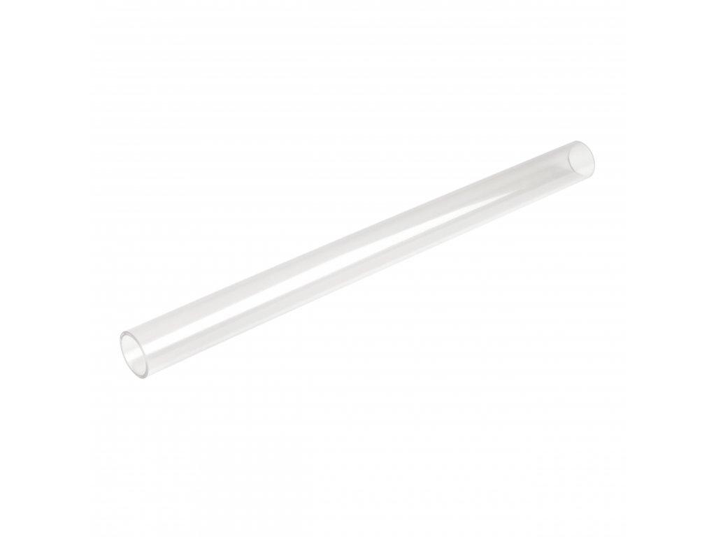 PVC Trubka 225mm transparentní
