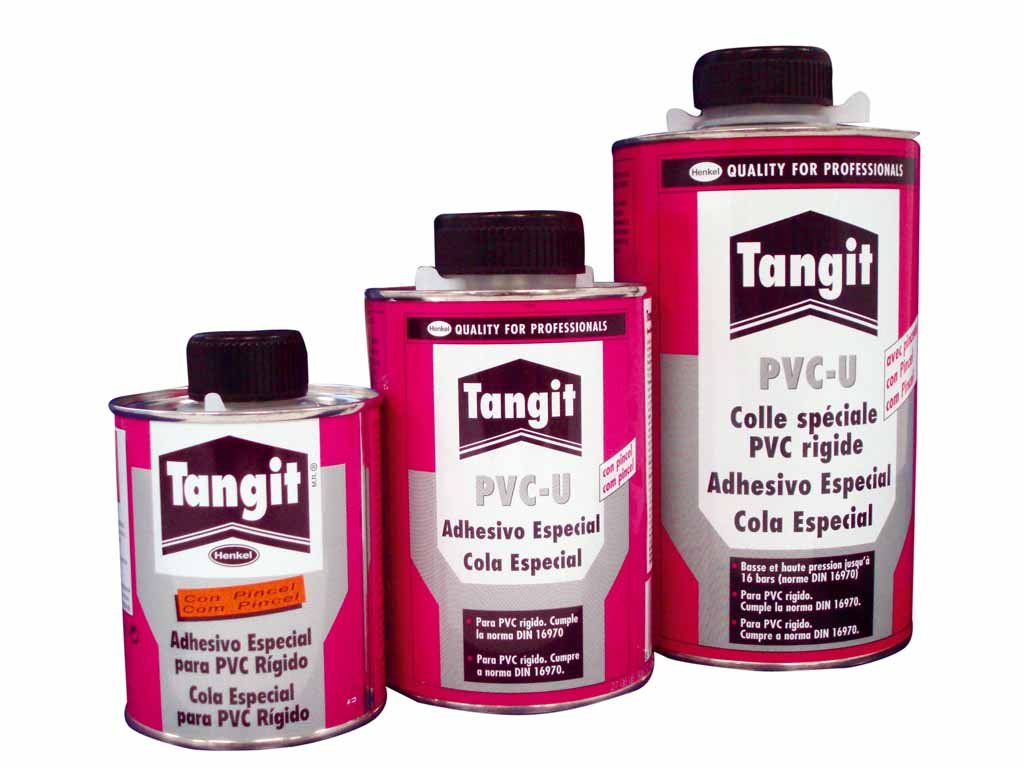 Tangit PVC lepidlo 125 g tuba