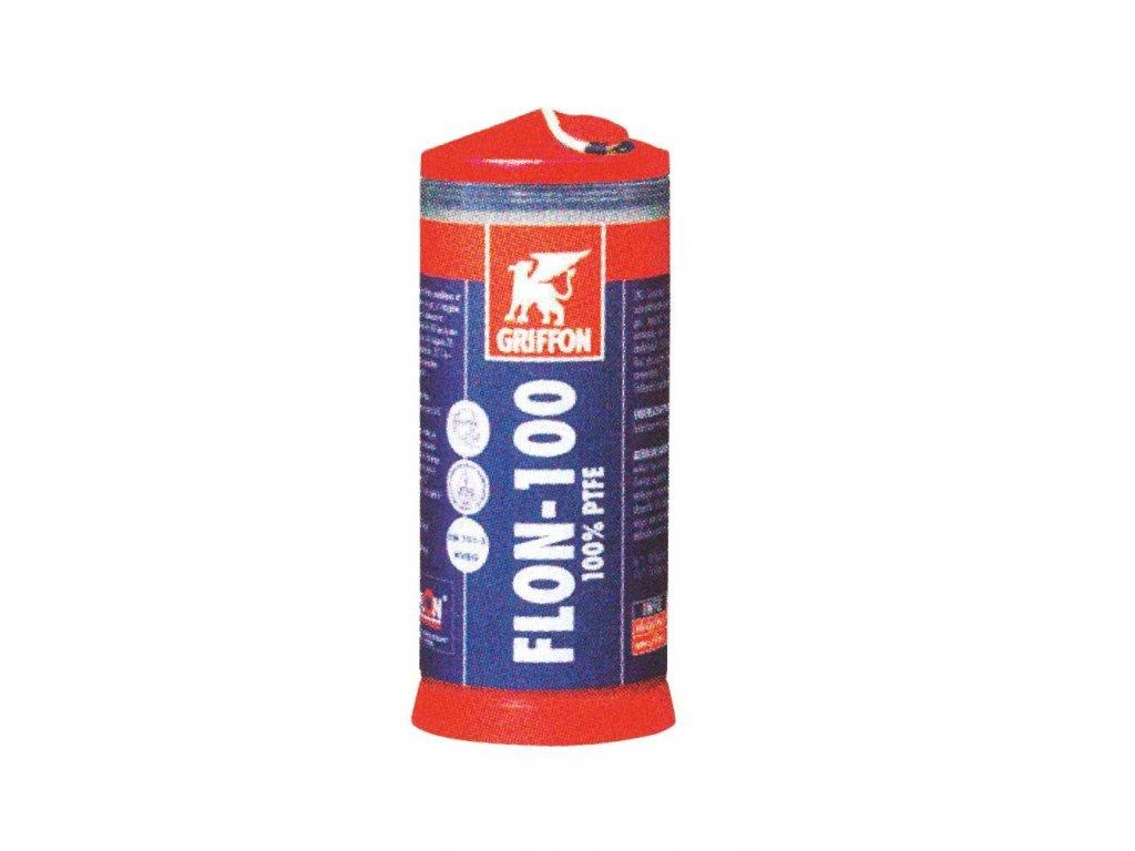 Těsnící vlákno Flon 100, délka vlákna 175 m