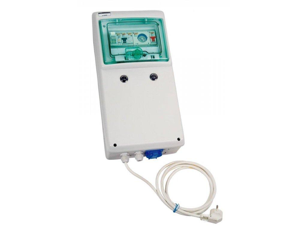 Automatické ovládání pro filtraci/trafo/světlo - F1/300W