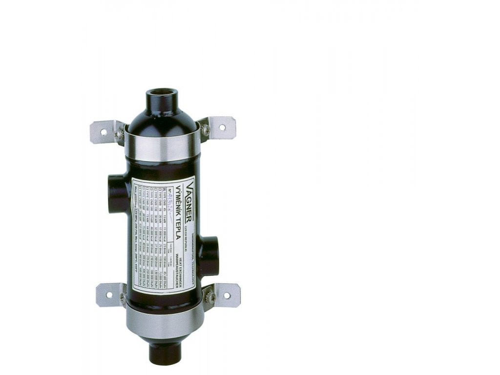 Tepelný výměník OVB 70, 20,0 kW, (17 000 kcal.)