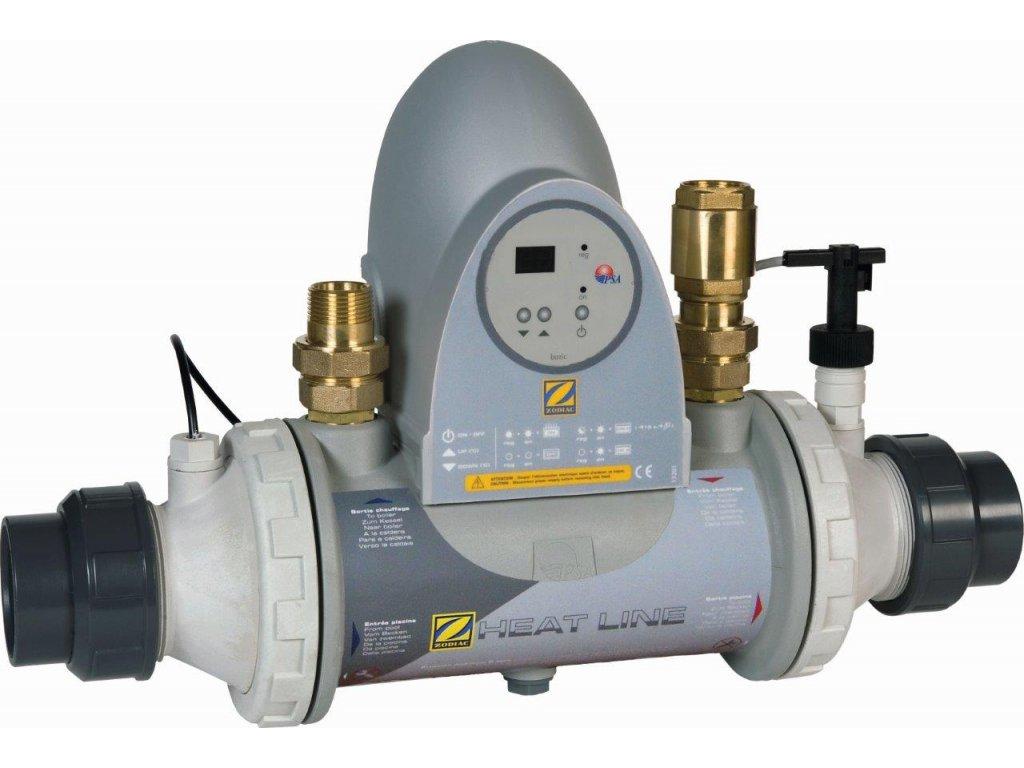 Tepelný výměník ZODIAC HEAT LINE Kompakt bez oběhového čerpadla; Titan 40 kW