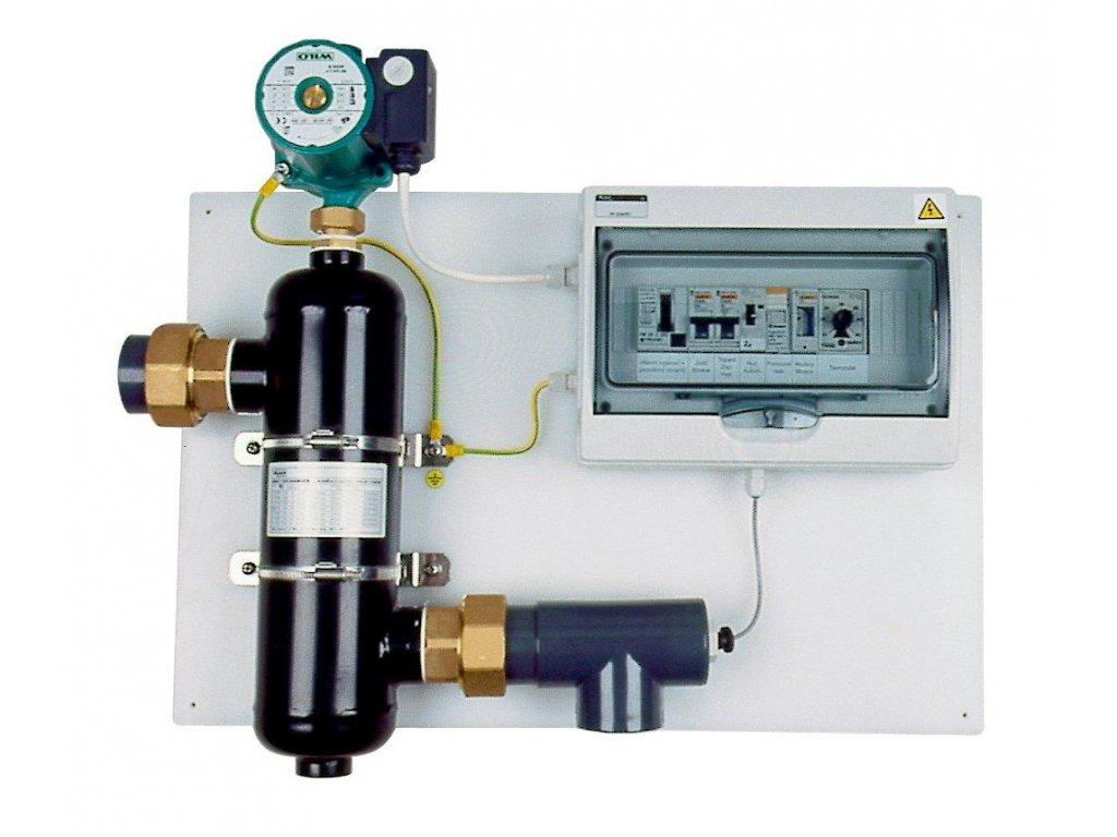 Kompaktní jednotka OVB 73 kW/230 V