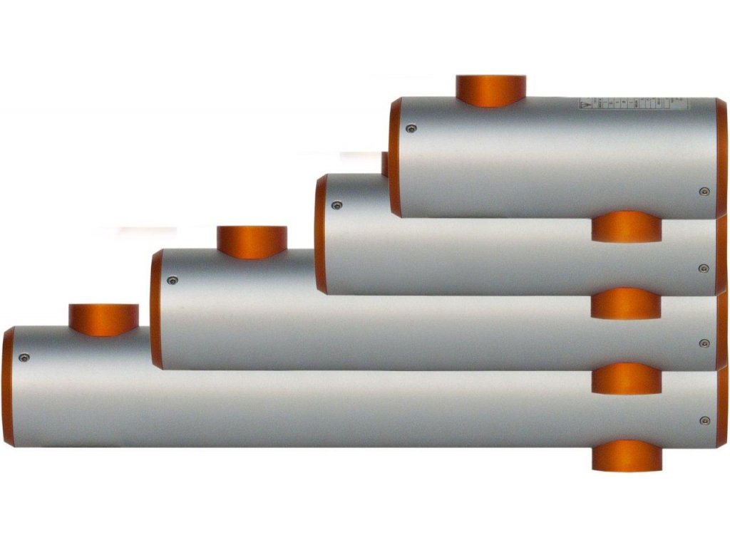 Tepelný keramický výměník OVBC 600 - 85 kW(80°C) / 49 kW(50°C)
