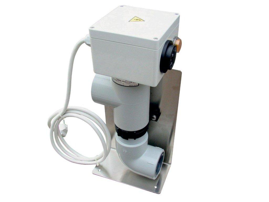 Topení - EOVnTi-3, 3 kW, 230 V Titan – pro nadzemní bazény