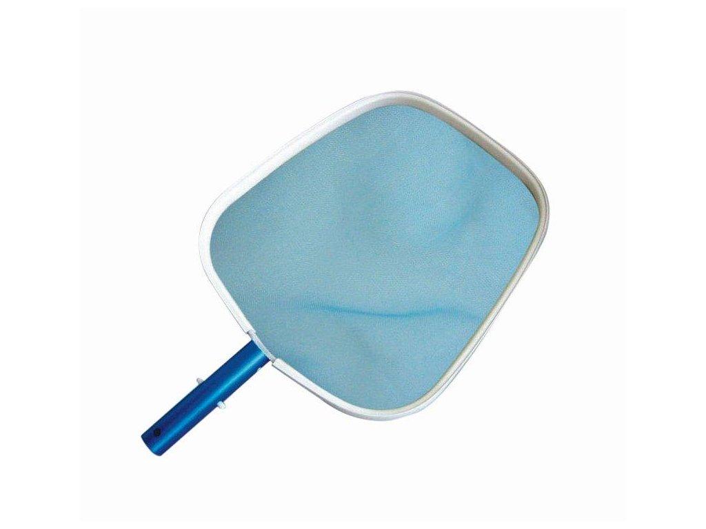 Síťka hladinová s ALU rámem – modrá